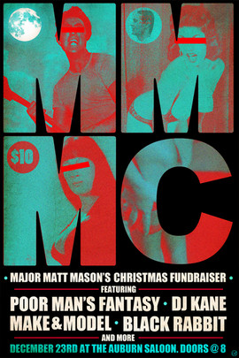 Major Matt Mason Christmas