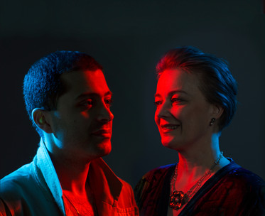 Michala Petri and Mahan Esfahani