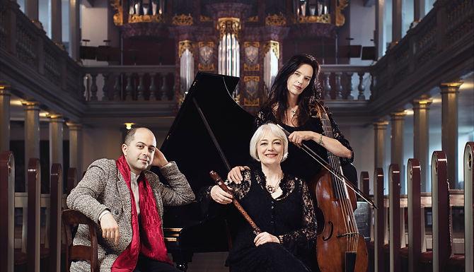 Petri/Perl Esfahani Trio