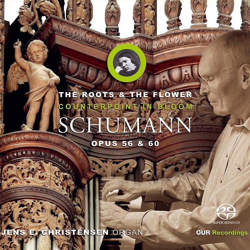 Release Concert with Jens E. Christensen, organ