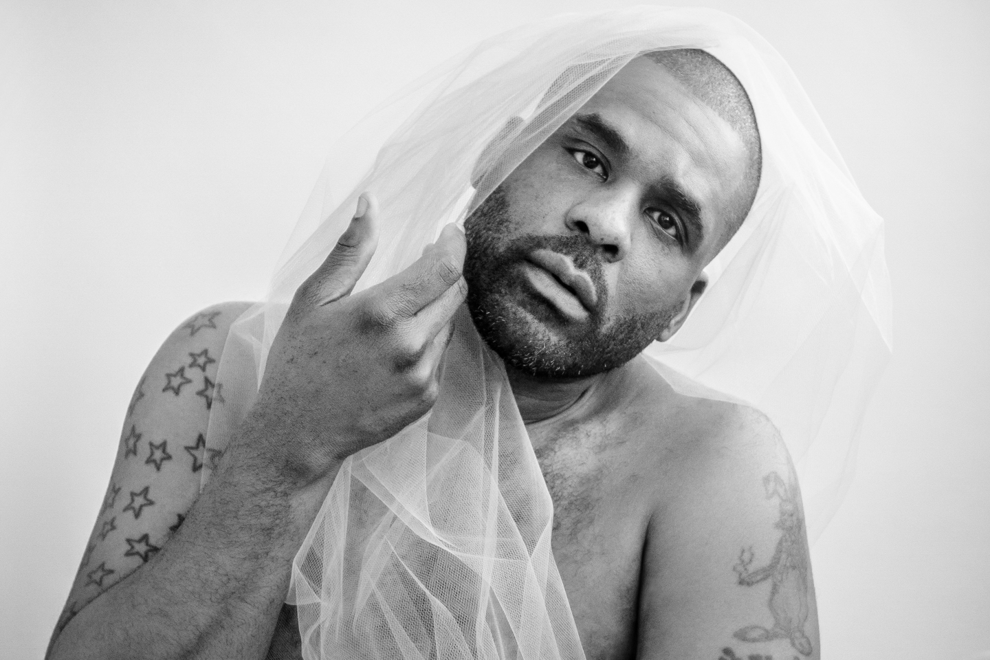 SpiderMeka Portraits of Masculinity