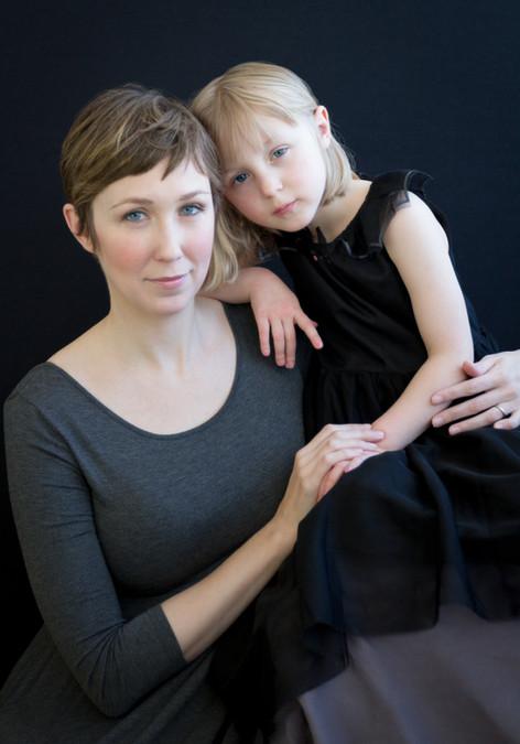 Personal Branding Portrait Headshot Family