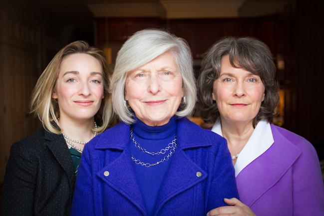 Personal Branding Portrait Family