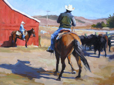 Movin Cattle