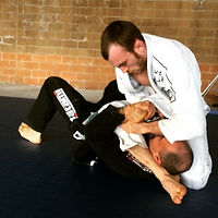 Torryn Heffelfinger Gi Bjj training Traverse City Michigan