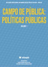 Campo de Pública: Políticas Públicas – Volume 1