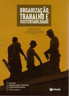 ORGANIZAÇÃO TRABALHO E SUSTENTABILIDADE.