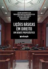 Lições básicas em Direito – Um debate propedêutico