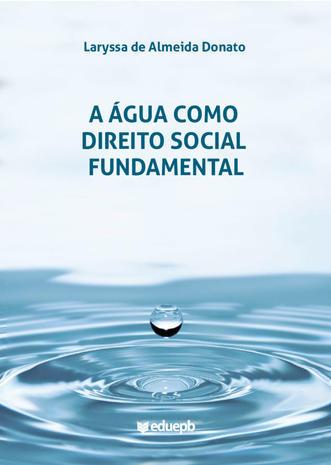 A água como direito social fundamental
