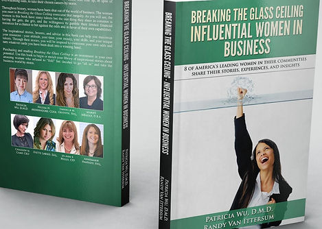Breaking the Glass Ceiling Influential Women in Business