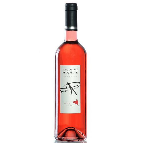 Vino Rosado Pagos de Araíz Rosado