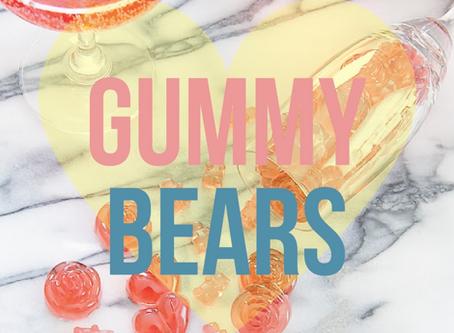 Gummy Bears de Vino en San Valentín