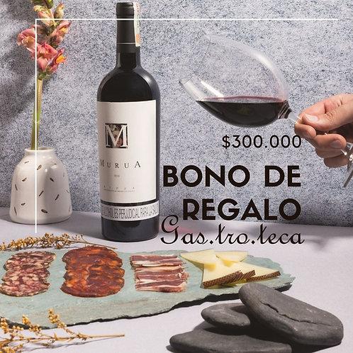 Bono de Regalo 300.000