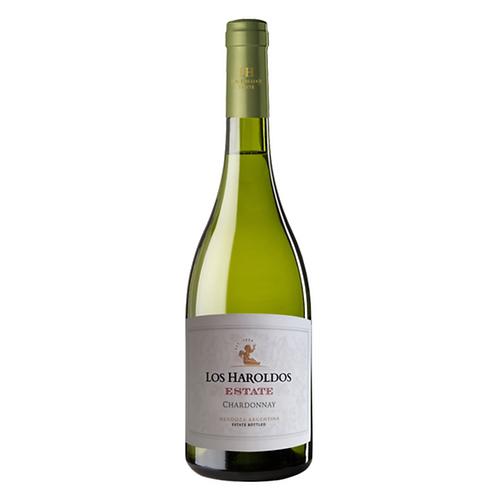 Vino Blanco Los Haroldos Estate Chardonnay