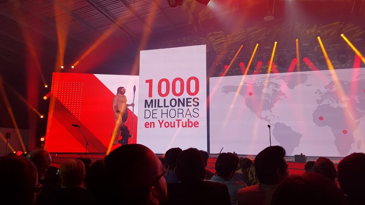 Evento You Tube