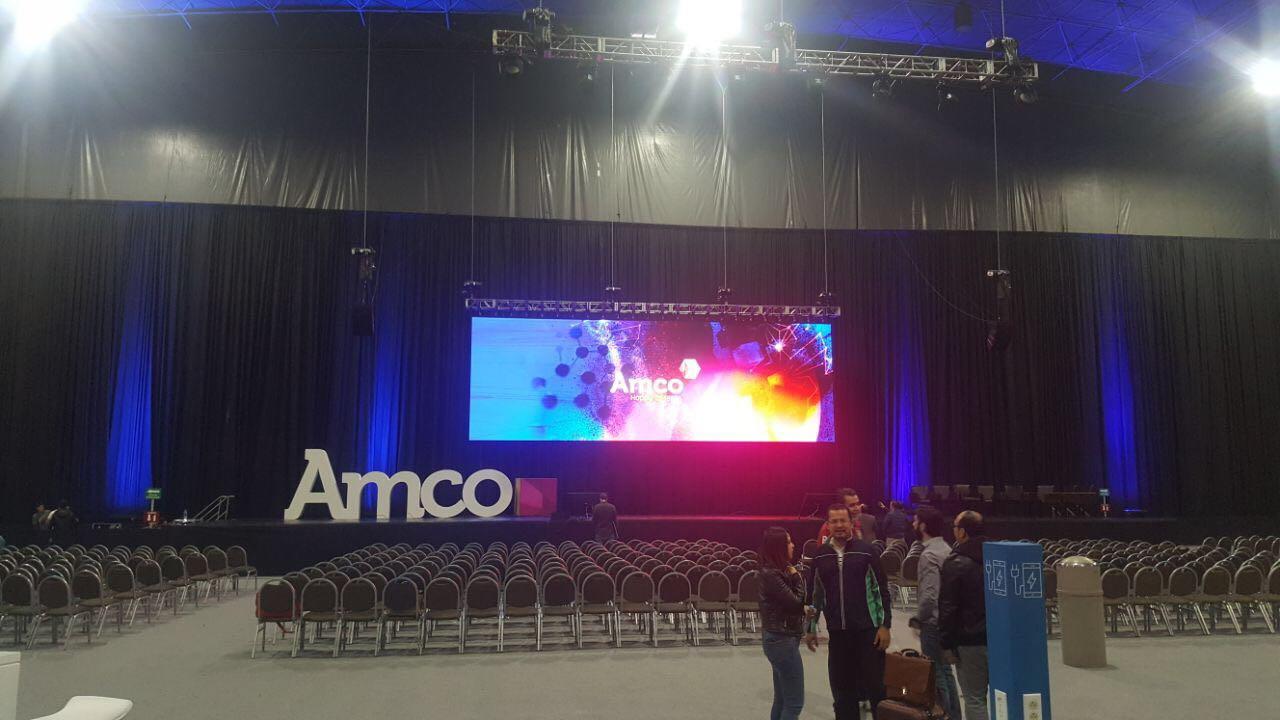 Evento Amco Expo Santa Fé