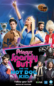 Princess Sparkly Butt