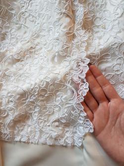 Cut out Lace