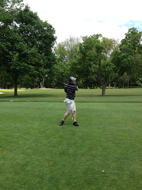 Golf Scramble Individual