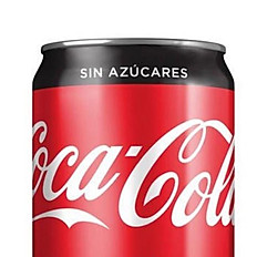 COCA COLA LATA ZERO 354 ML