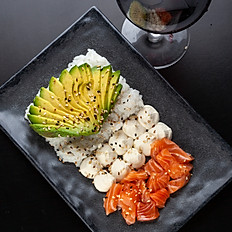 Salad salmón