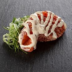Sashimi norway