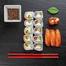 Combo x15 full salmón