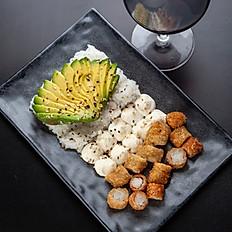 Salad langostino