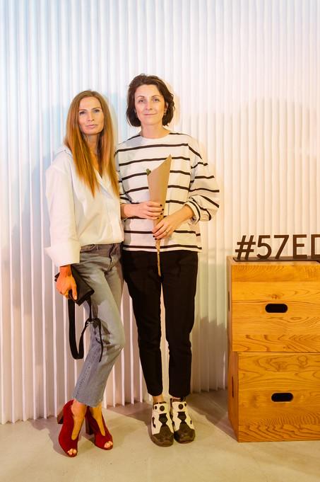 Ina Trofimova + Lina Zickiene (the place