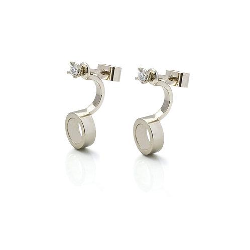 Earrings Copper