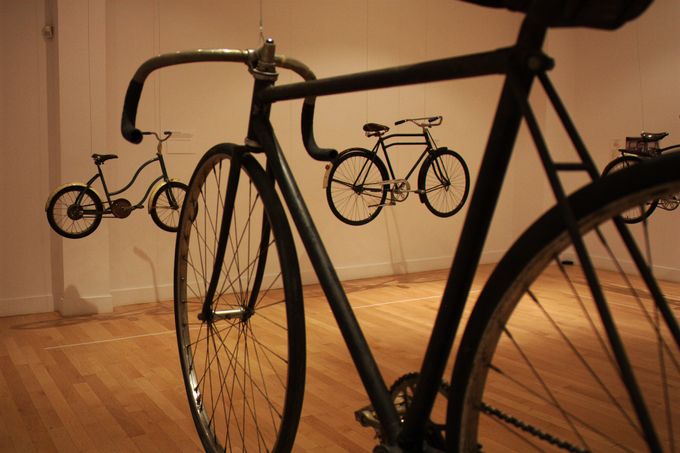 Pushing Pedals: Cycling on the Prairies   Gallery 1