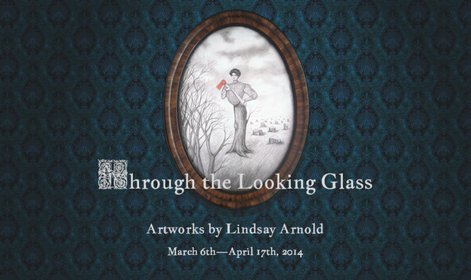 Through the Looking-Glass | Lindsay Arnold | Project Space