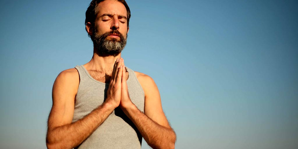 """""""Yoga for YOU! (55+ MEN only)"""""""