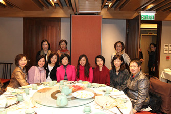 SSGC AA Spring Lunch 2013