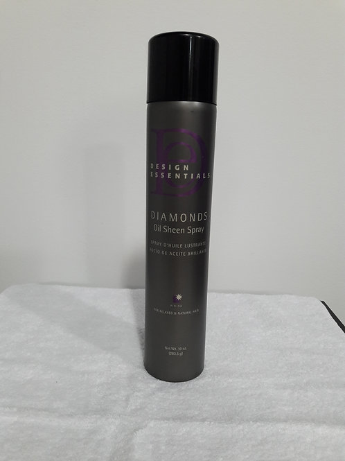 Design Essential Oil Sheen