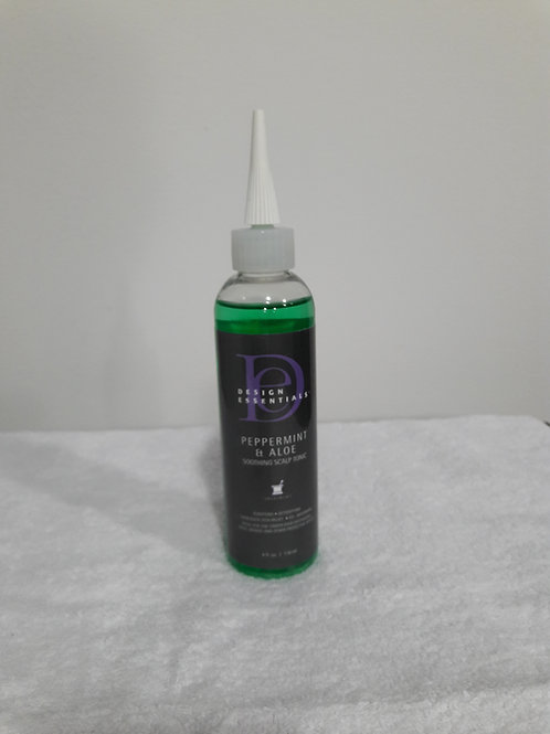 Design Essentials Peppermint and Aloe Scalp Tonic
