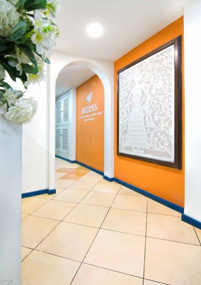 Office Lobby