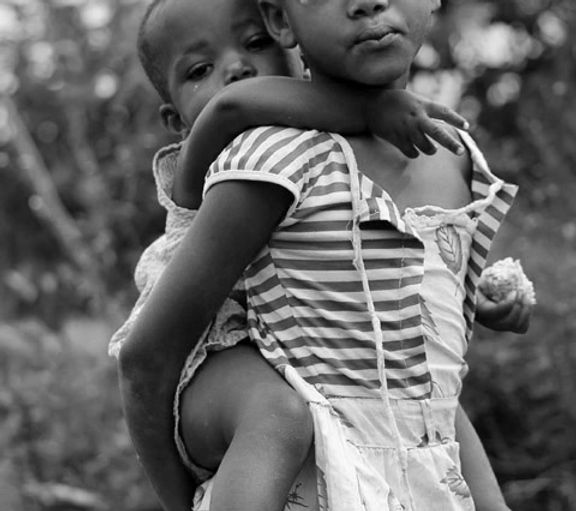 Los niños de Ruanda