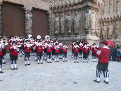 March de noel in Reims
