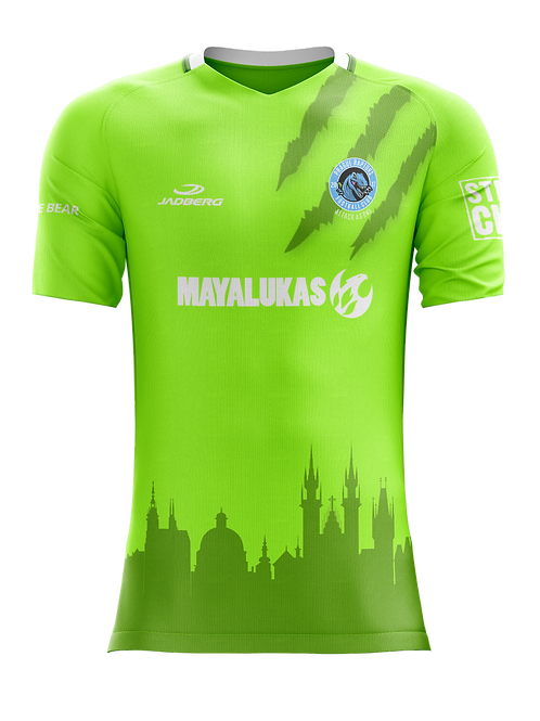 Prague Raptors FC 20/21 Home Goalkeeper Shirt
