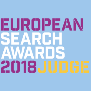 Mayalukas CEO, Daz Moss, to Judge at the 2019 European Search Awards