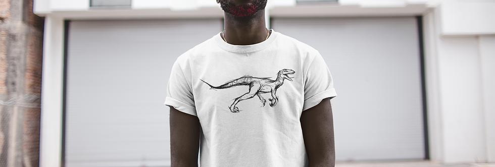 Attack As One - Raptor Logo Men's T-Shirt