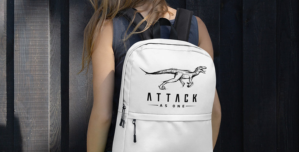 Attack As One - Backpack