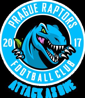 Prague Raptors Football Club Badge