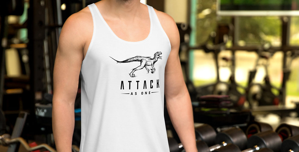 Attack As One - Men's Tank Top