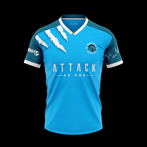 Prague Raptors FC 21-23 Home Shirt