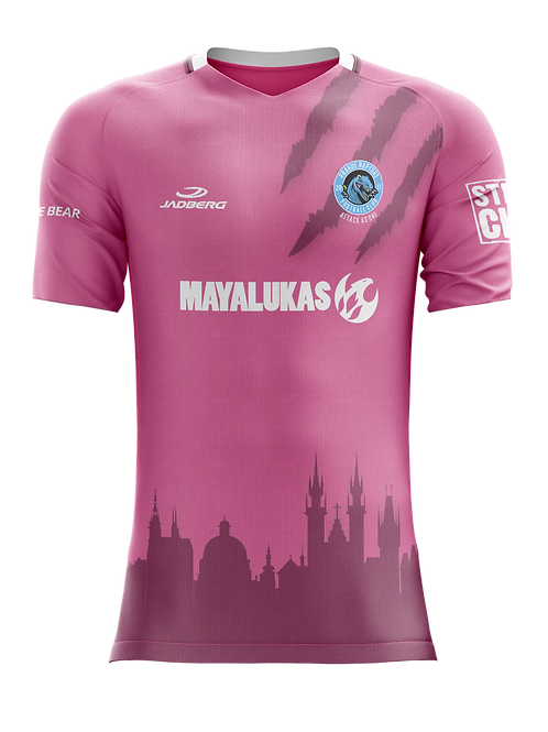 Prague Raptors FC 20/21 Away Goalkeeper Shirt