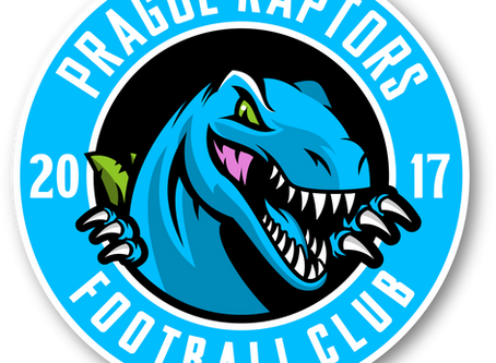 Mayalukas join up with Prague Raptors Football Club