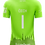 Thumbnail: Prague Raptors FC 20/21 Home Goalkeeper Shirt