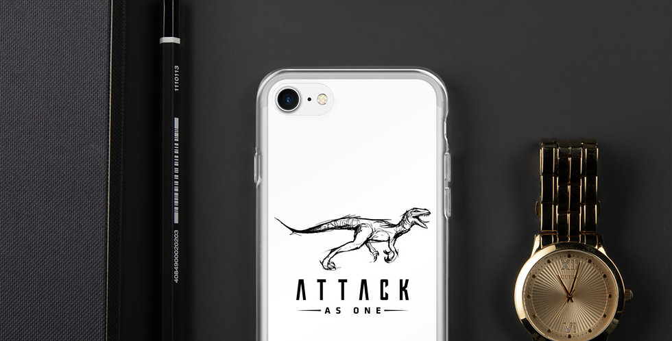Attack As One - iPhone Case